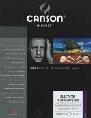 Carta Canson Infinity Baryta Photographique 310 gr/m²