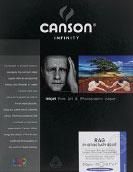 Carta Canson Infinity RAG PHOTOGRAPHIQUE 310 gr/m²
