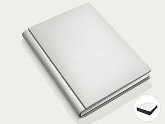 Copertina per album fotografico white